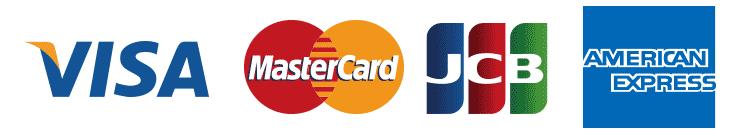 星相 クレジットカード Visa Master JCB AMEX